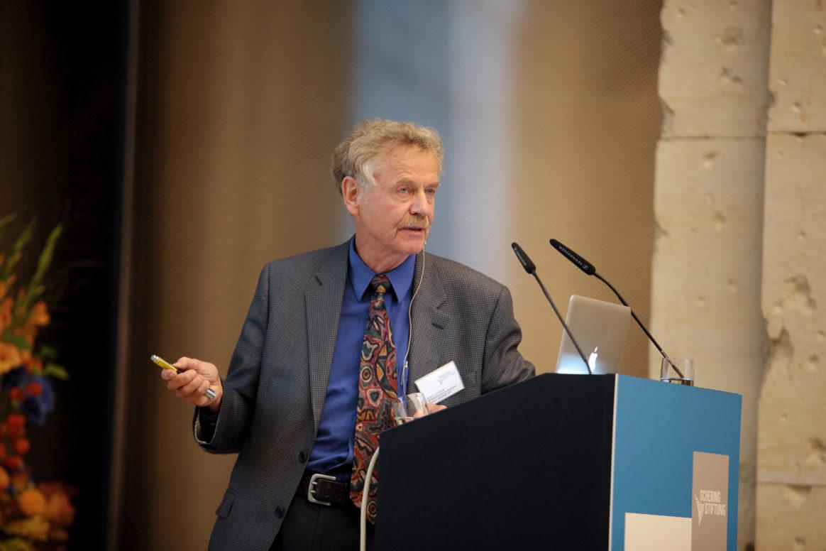Prof. Rudolf Jaenisch - Ernst Schering Preisverleihung 2009
