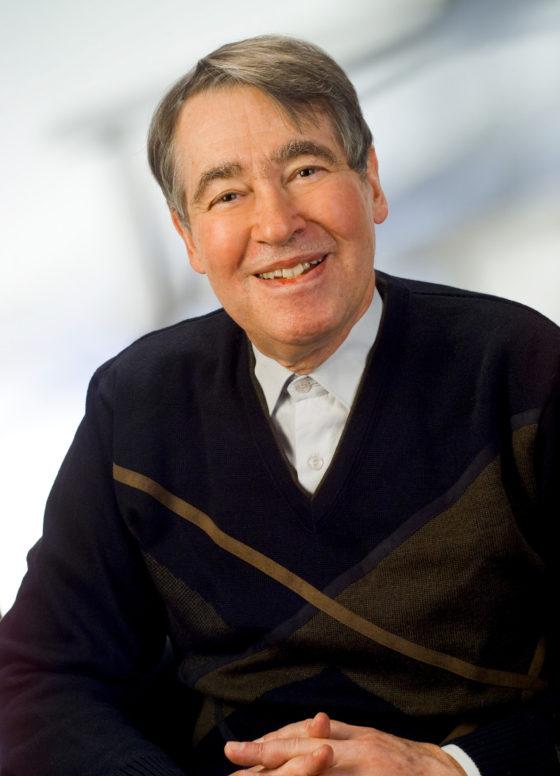 Prof. Dr. Johann Mulzer - Ernst Schering Prize 1997