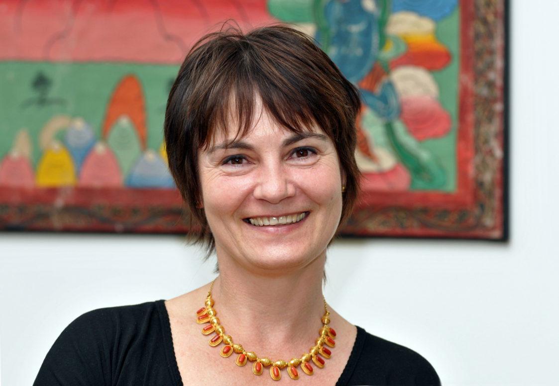 Dr. Ilme Schlichting - Ernst Schering Prize 1998