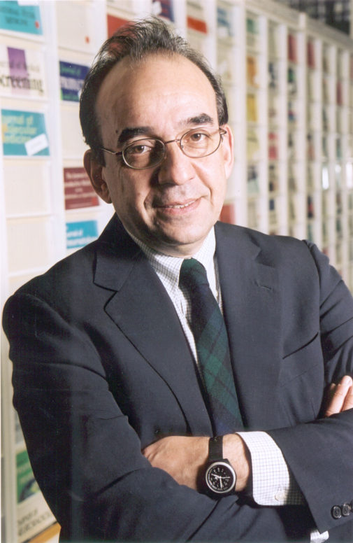 Prof. Dr. Ronald D. G. McKay - Ernst Schering Prize 2004