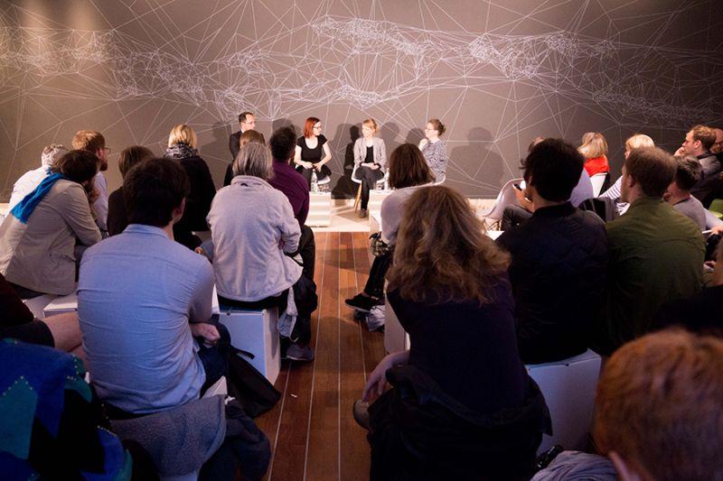 Digitaler Salon im Alexander von Humboldt Institut für Internet und Gesellschaft (HIIG)