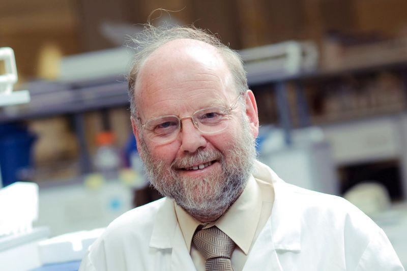 Prof. Dr. Ian Wilmut - Ernst Schering Prize 2002