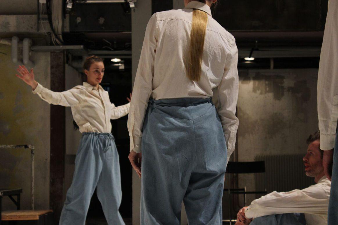 aswebegin, Performance von Litó Walkey und Weld Company 2013