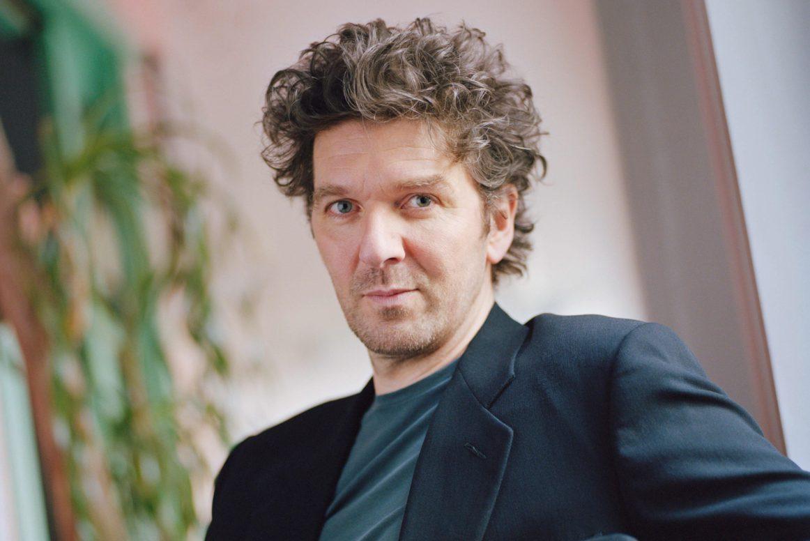 Der Komponist Helmut Oehring