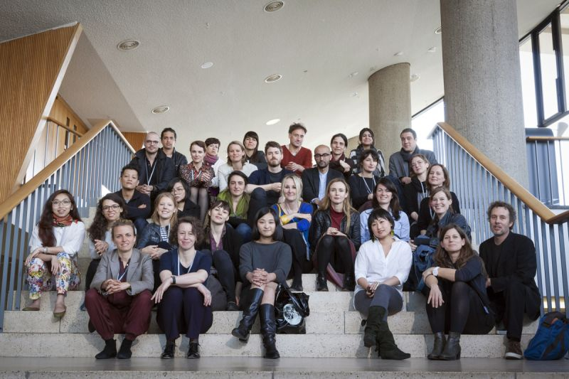 Participants of SYNAPSE 2013