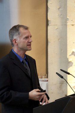 Prof. Dr. Matthias Mann - Ernst Schering Preis 2012