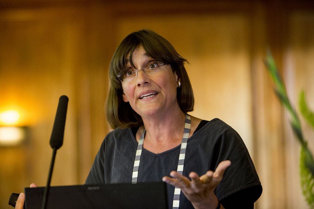Prof. Dr. Magdalena Götz - Ernst Schering Award Ceremony 2014