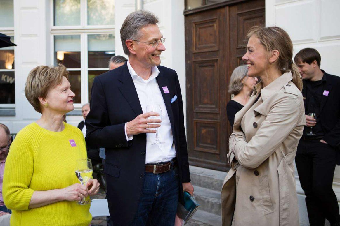 Prof. Dr. Rainer Metternich, Prof. Dr. Charlotte Klonk