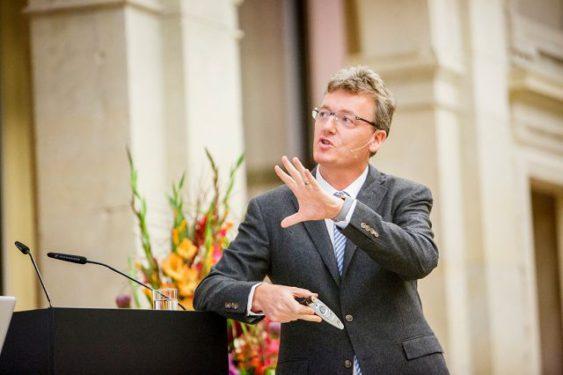 Prof. Dr. David MacMillan - Ernst Schering Preisverleihung 2015