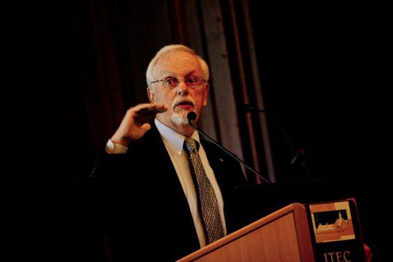 Prof. Bert W. O'Malley - Schülervortrag 2011