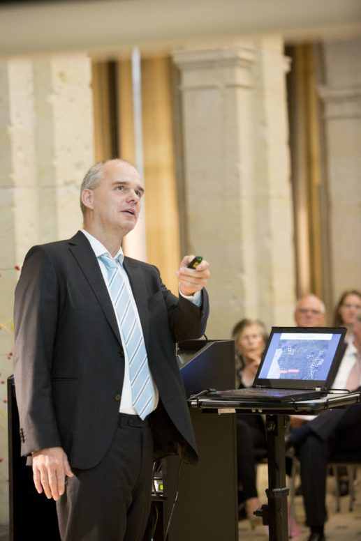 Prof. Dr. Frank Kirchhoff - Ernst Schering Preisverleihung 2013
