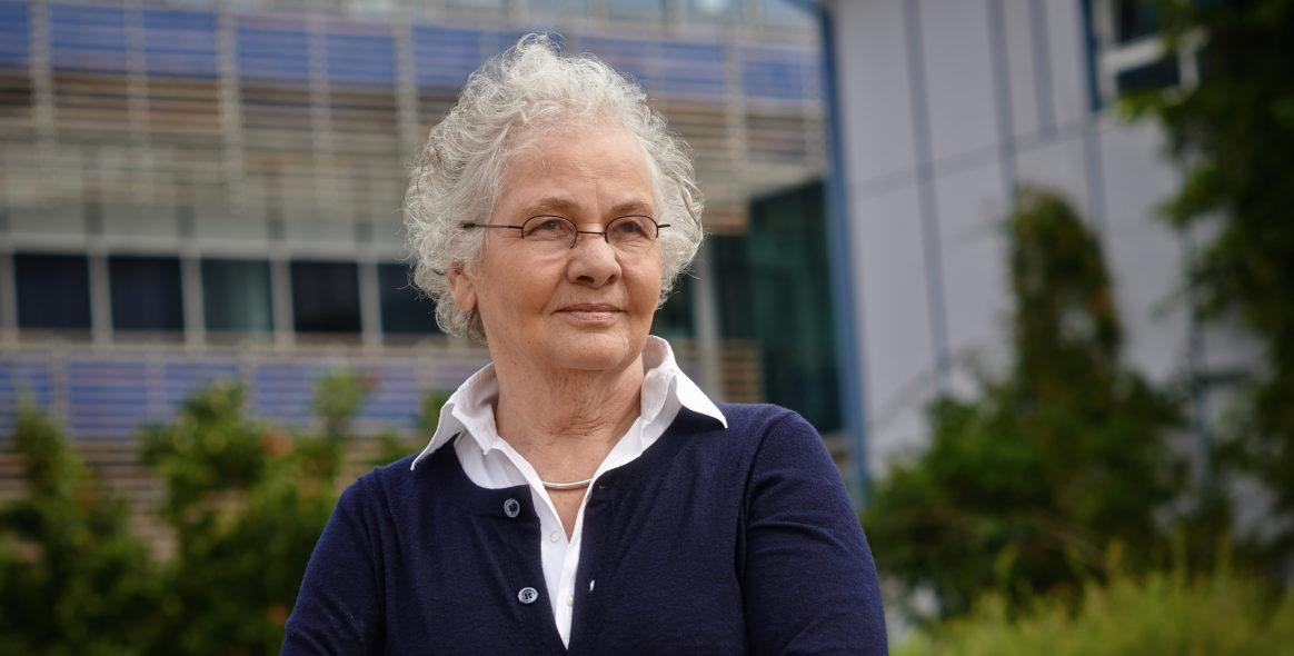 Prof. Dr. Christiane Nüsslein-Volhard - Ernst Schering Preis 1993