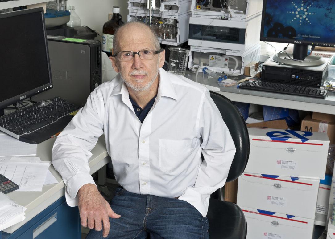Prof. Bert Vogelstein, März 2015 - Ernst Schering Preis 1994