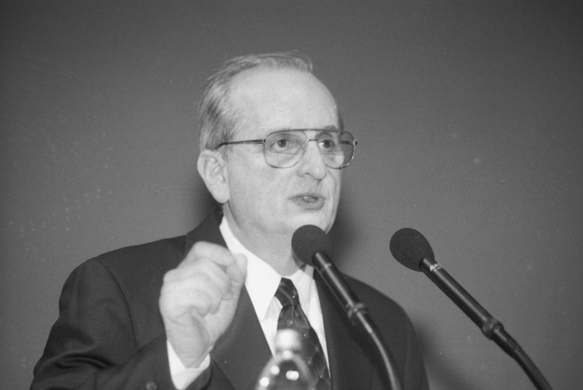 Prof. Dr. Judah Folkman - Ernst Schering Preis 1996