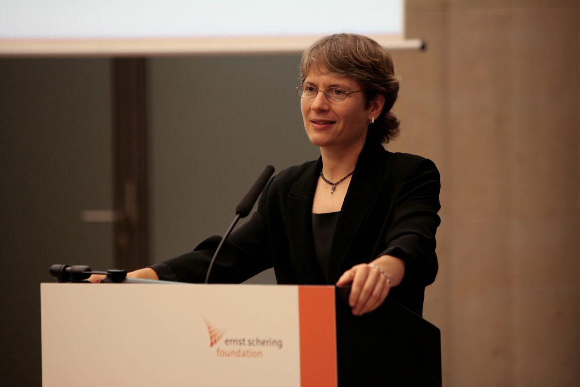 Prof. Dr. Carolyn R. Bertozzi - Ernst Schering Preis 2007