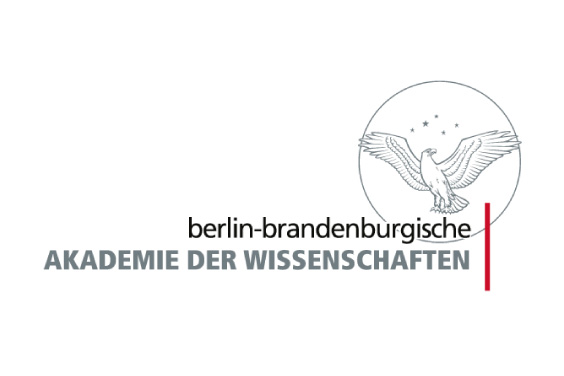 Logo: Berlin Brandenburgische Akademie der Wissenschaften