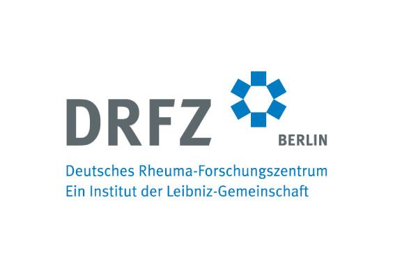 Logo: DRFZ - Deutsches Reumaforschungszentrum