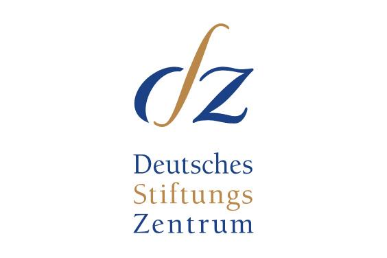 Logo: Deutsches Stiftungszentrum