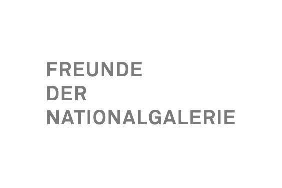 Logo: Freunde der Nationalgalerie