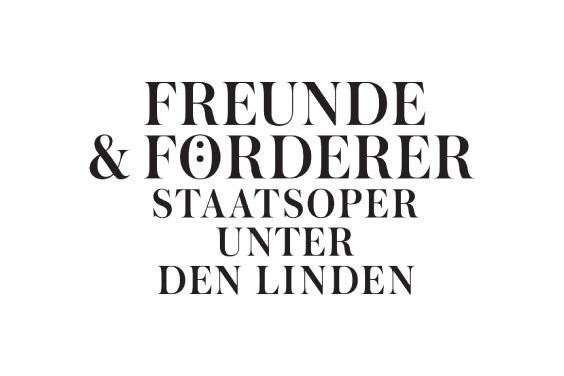 Logo: Freunde & Förderer Staatsoper unter den Linden