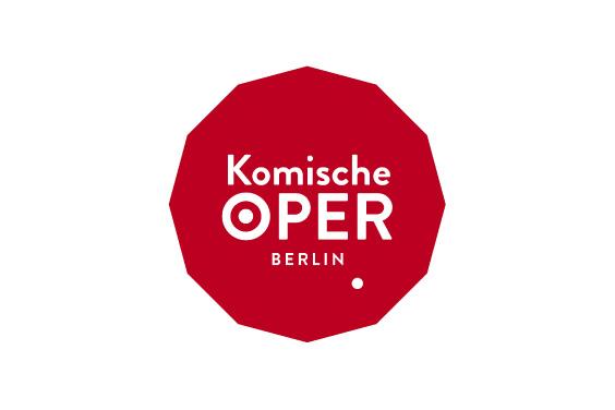 Logo: Komische Oper
