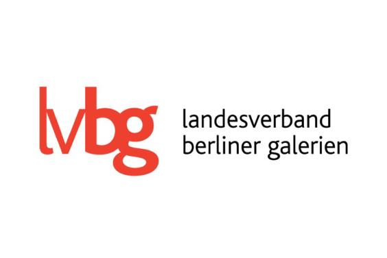 Logo: Landesverband Berliner Galerien