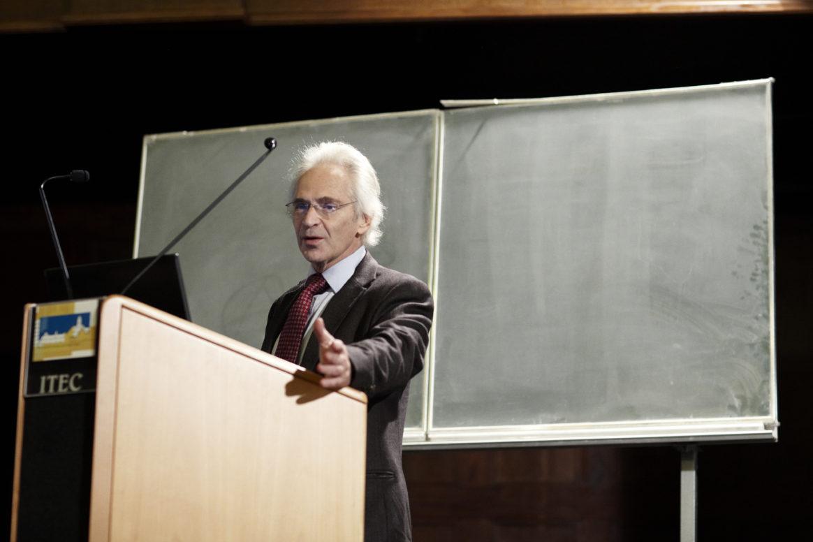 Prof. Sir Marc Feldmann - Schülervortrag 2010