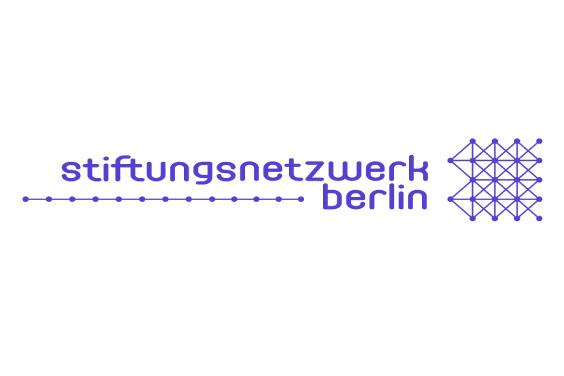 Logo: Stiftungsnetzwerk Berlin
