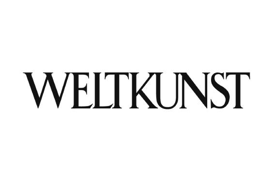 Logo: Weltkunst