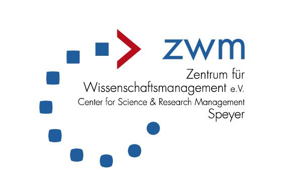 Logo: Zentrum für Wissenschaftsmanagement