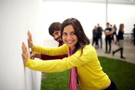 Ausstellungseröffnung Renata Lucas