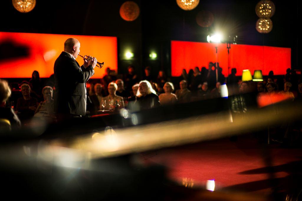 Salon der Komischen Oper Berlin und der Schering Stiftung