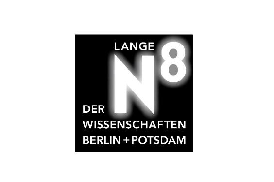 Logo: Lange Nacht der Wissenschaften Berlin und Potsdam