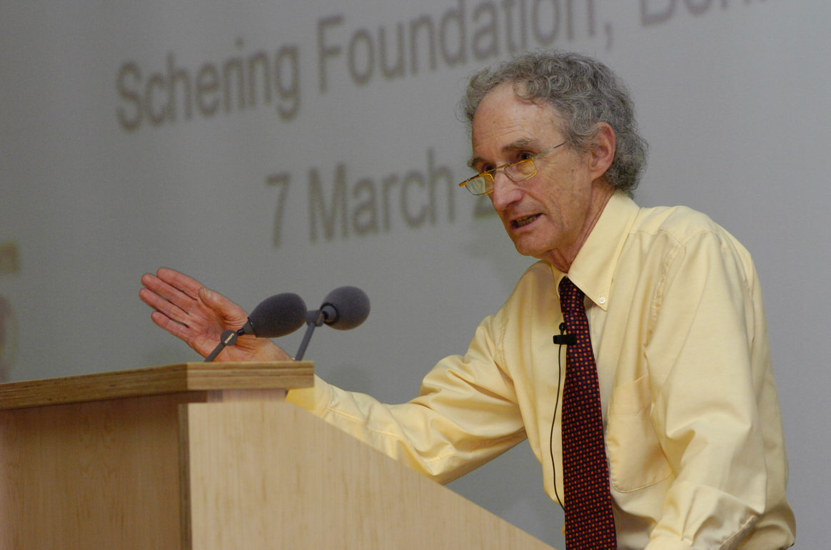 Lecture Lord Robert May