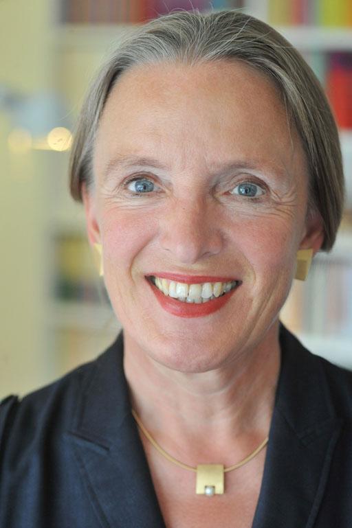 Prof. Dr. Ute Frevert, Direktorin Geschichte der Gefuehle Max-Planck-Institut fuer Bildungsforschung