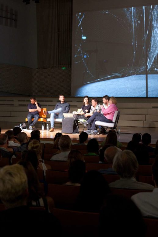 Hybrid Encounters: Tomás Saraceno and guests