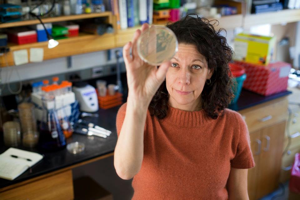 Prof. Bonnie L. Bassler, PhD