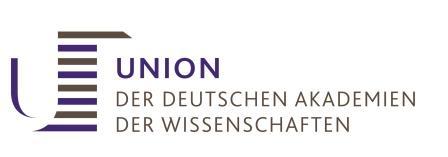 Union der deutschen Akademien der Wissenschaften