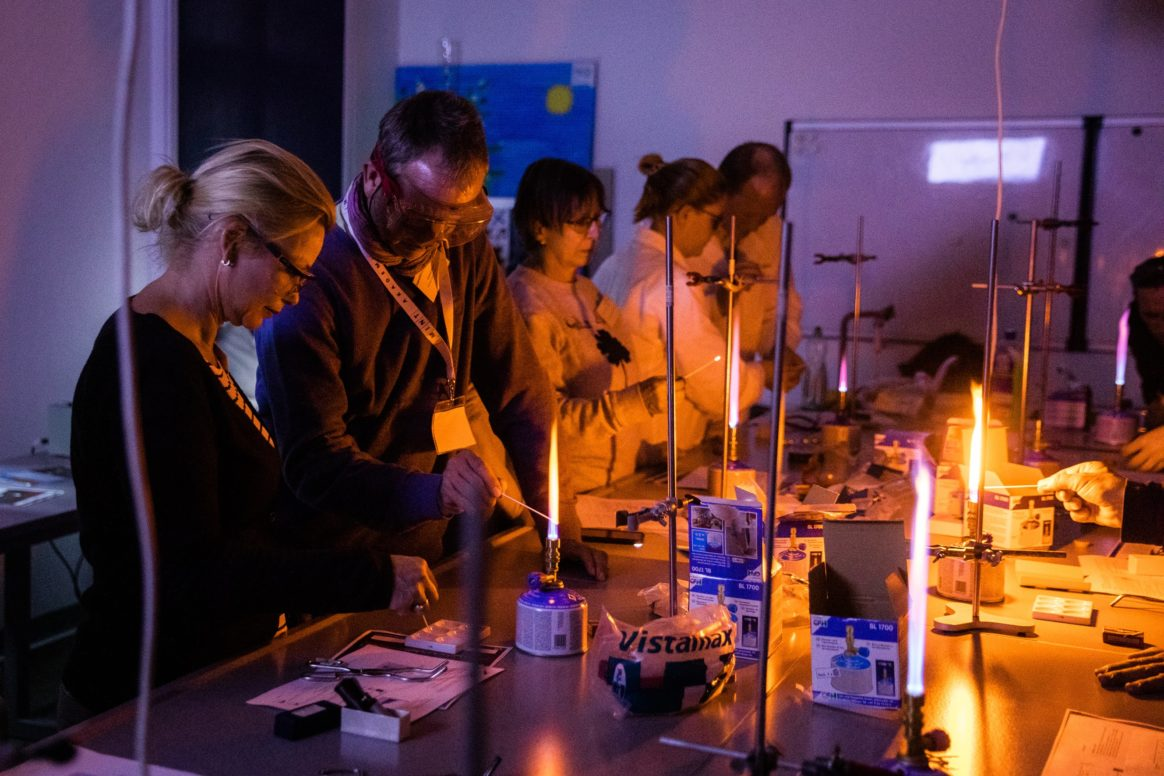 Science on Stage Festival 2018