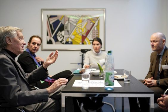 Workshop Geruch, 8. Februar 2019 in der Schering Stiftung