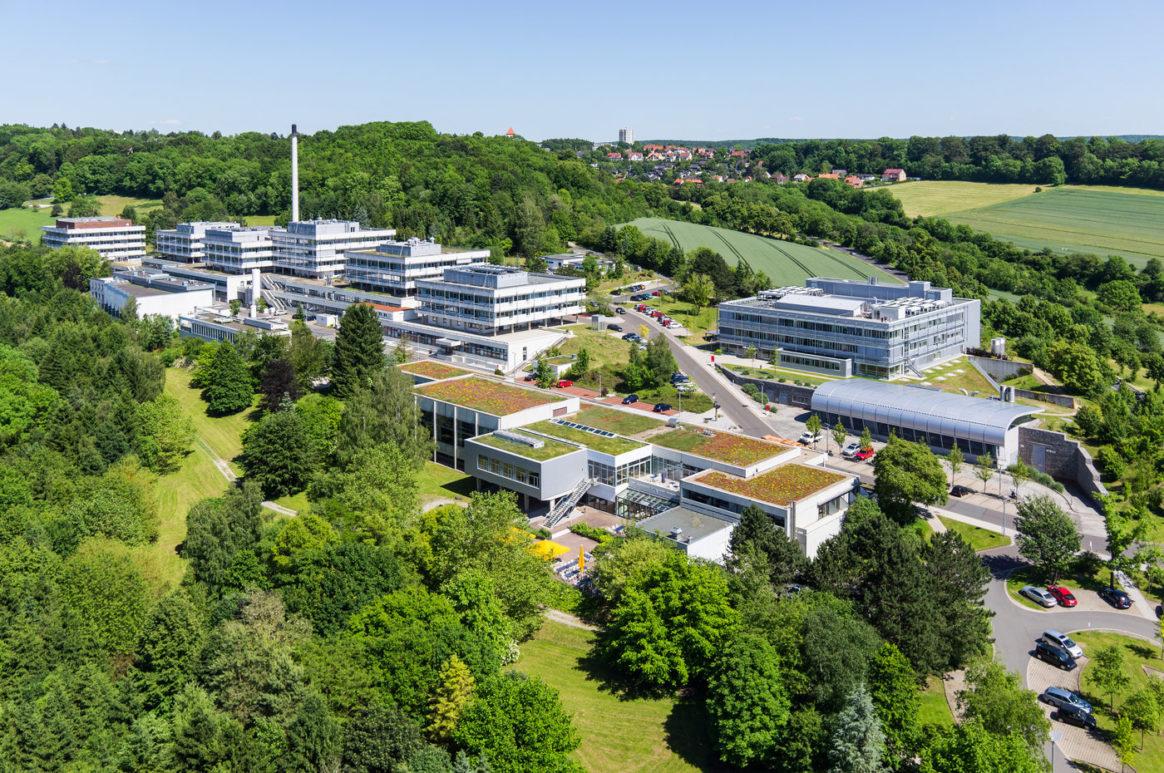 Max-Planck-Institut für biophysikalische Chemie in Göttingen