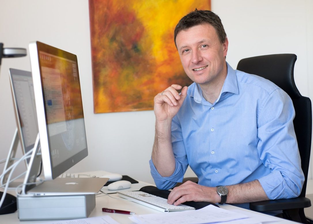 Prof. Dr. Patrick Cramer