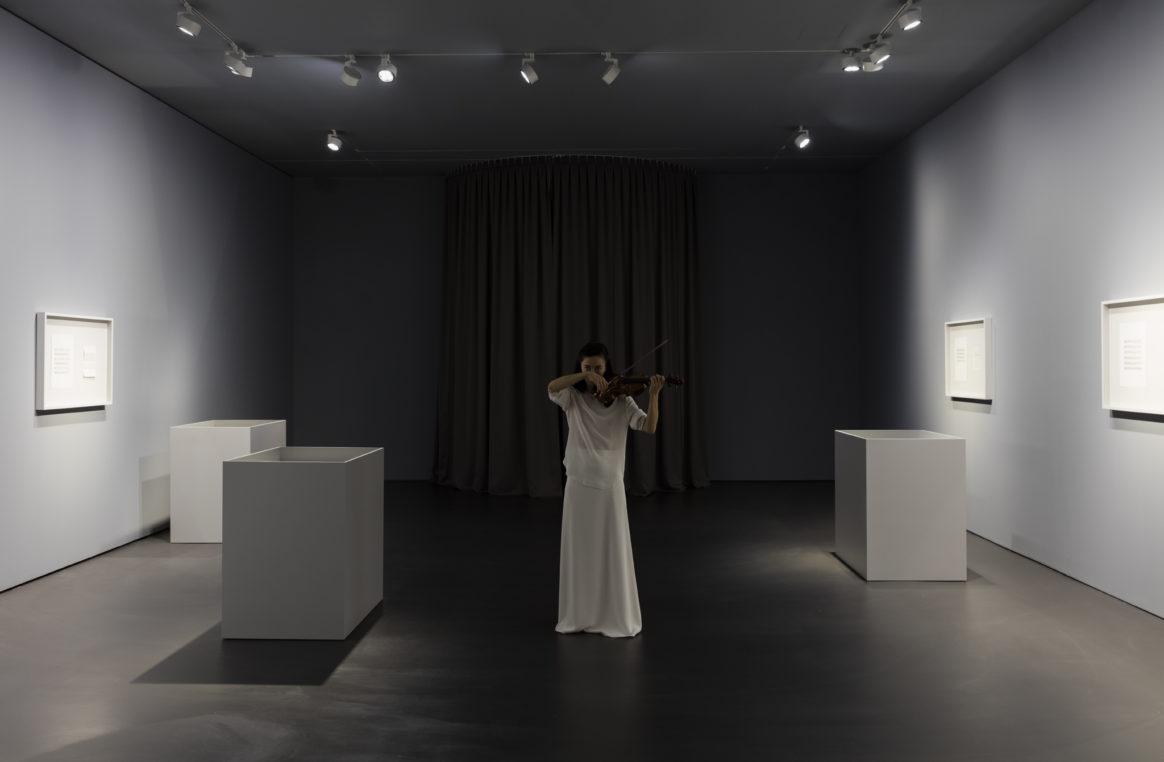 Solo for Ayumi, Foto mit freundlicher Genehmigung des Künstlers und von Esther Schipper, Berlin