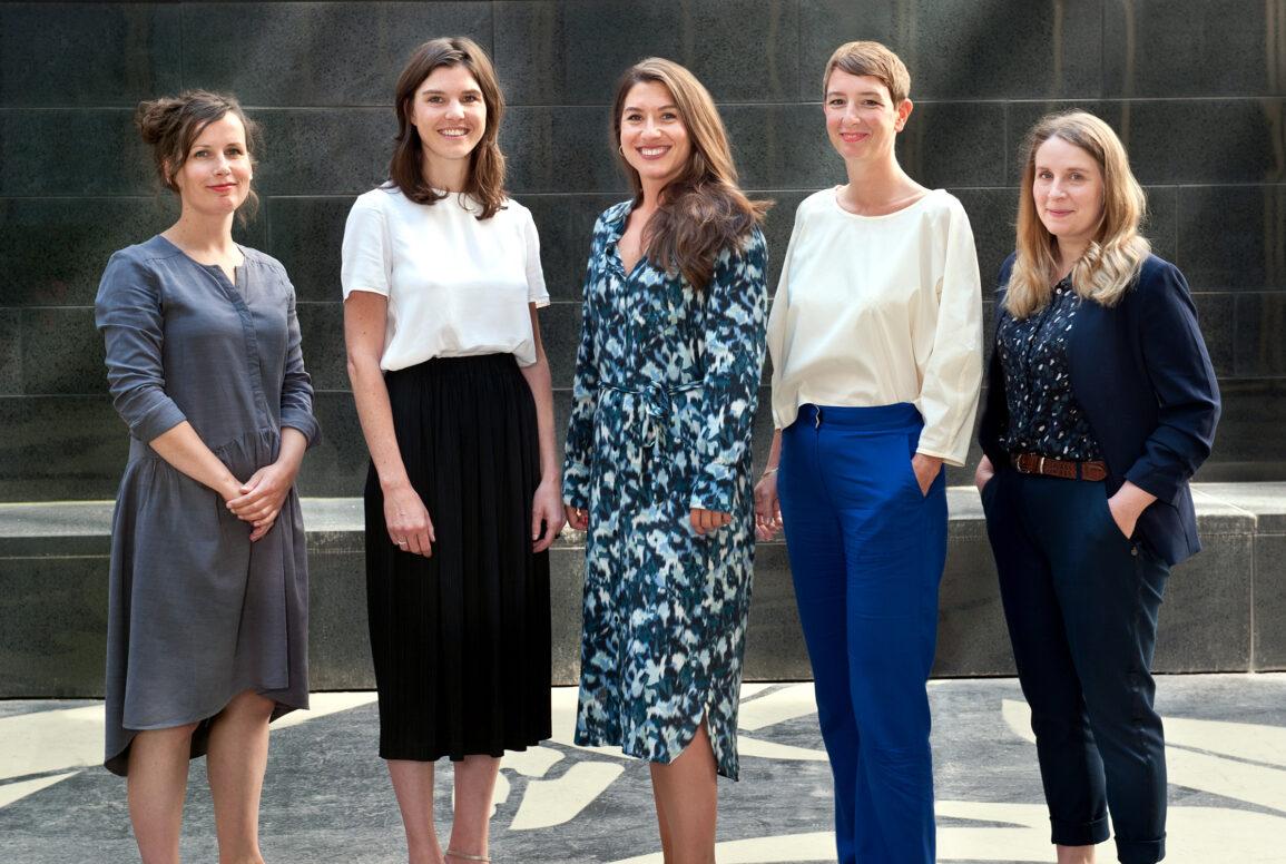 Das Team der Schering Stiftung